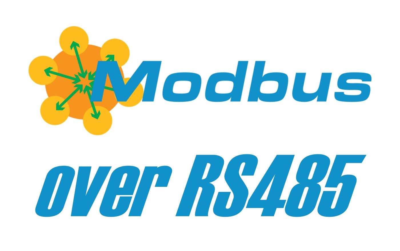 protocollo modbus RS485